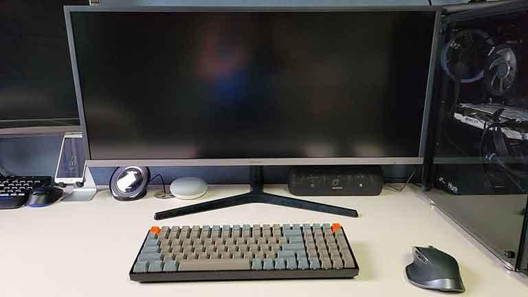 삼성 모니터 S34J550-5