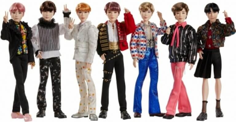 BTS 패션돌-2