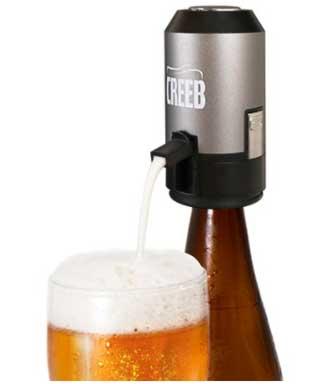 크리비 가정용 맥주 크림거품 제조기
