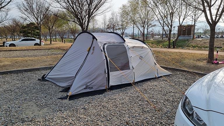 210321_2_노스피크텐트-1-구미 낙동강체육공원 캠핑장